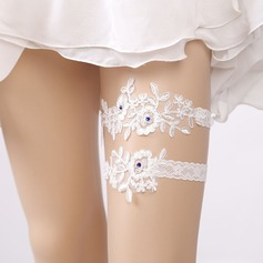 2-Piece/Beautiful Wedding Garters