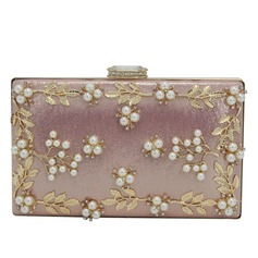 Polyester Clutches/Minaudiere