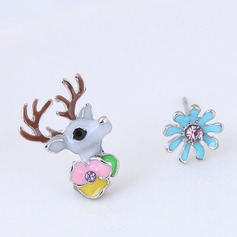 Fashional Alloy Ladies' Fashion Earrings