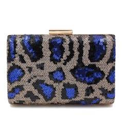 Elegant Sequin Clutches/Minaudiere