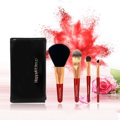 Kunstmatige Vezels 4Pcs Make-up Voorraad