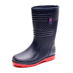 Men's PVC Rain Boats Casual Men's Boots (261172558)