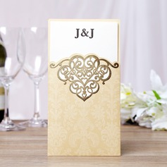 Personalized Gorgeous Card Paper Invitation Cards (Set of 50)
