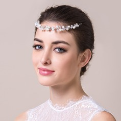 Elegant Crystal/Imitation Pearls Headbands