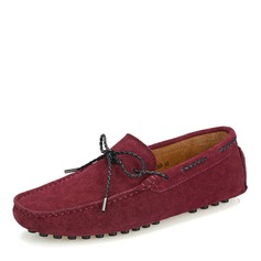 Men's Real Leather Boat Shoes Casual Men's Loafers (260209773)