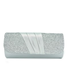 Charming PU Clutches/Satchel (012147215)