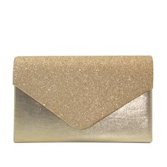 Elegant Velvet/Sequin/Sparkling Glitter Clutches/Luxury Clutches (012139102)