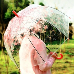 Plastic Wedding Umbrellas