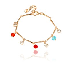 Coloré Alliage Dames Bracelets