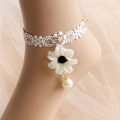 Lace Foot Jewellery (Sold in a single piece) (107122400)