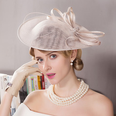 Signore Affascinante Cambrì Fascinators/Kentucky Derby Hats/Cappelli da Tea Party (196117403)
