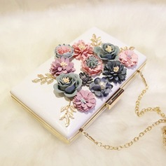 Pretty PU/Alloy Clutches