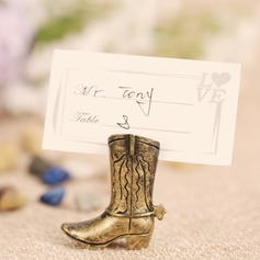 Cowboy Boot Place Card Holder (Sold in a single piece)