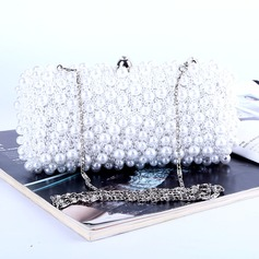 Elegant Pearl Clutches
