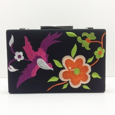 Charming Canvas Clutches/Satchel
