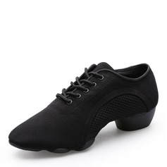 Unisex Mesh Sneakers Jazz Practice Dance Shoes