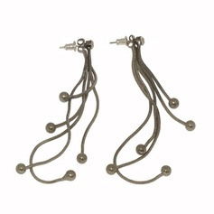 Unique Iron Ladies' Earrings