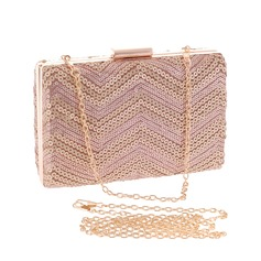 Charming Beading Clutches/Wristlets