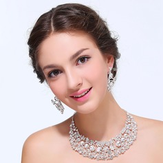 Attractive Zircon With Cubic Zirconia Ladies' Jewelry Sets