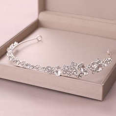 Stylish Rhinestone/Alloy Headbands (Sold in single piece)