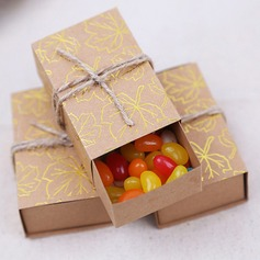 Creative/Classic Cuboid Card Paper Favor Boxes & Containers