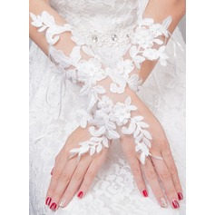 Tulle Bridal Gloves (014132845)