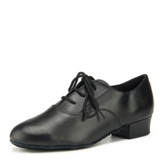 Kinder Echtleder Flache Schuhe Latin Training Tanzschuhe