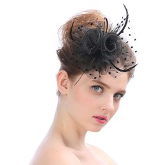 Damene ' vintage stil Tyll Fascinators