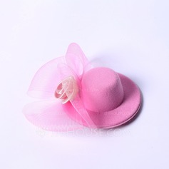 Elegant Net Fascinators
