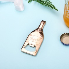 Champagne Bottle Zinc Alloy Bottle Openers