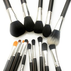 Fashion 15Pcs Artificial Fibre Professional Makeup Brush Set #CB1503
