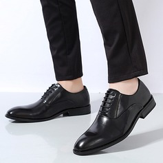 Men's Leatherette Derbies Casual Dress Shoes Men's Oxfords