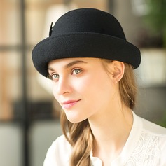 Ladies' Fashion/Glamourous/Fancy Wool Floppy Hat