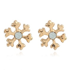 Unique With Rhinestone Women's Fashion Earrings (Set of 2)