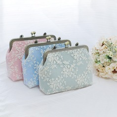 Unique Cotton/Linen Clutches