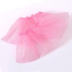 Disposable Plastic Shoe Covers (Set of 100)