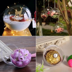 Classic/Simple/Elegant Ball Plastic Favor Boxes