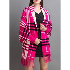 Polyester Nylon Fashion Wrap