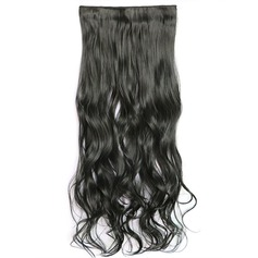 Loose Synthetic Hair Clip in Hair Extensions (Sold in a single piece) 130g