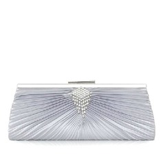 Fashional Satin Clutches (012008673)