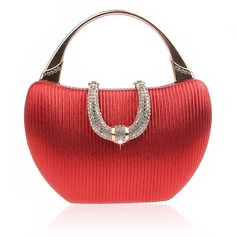 Elegant Sparkling Glitter Clutches/Top Handle Bags (012204072)