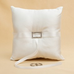 Lovely Ring Pillow With Rhinestones (103018226)