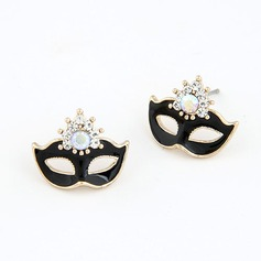Stylish Alloy Girls' Fashion Earrings (137045049)