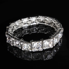 Mode Alliage/Strass Dames Bracelets