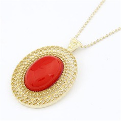 Gorgeous Alloy Ladies' Fashion Necklace