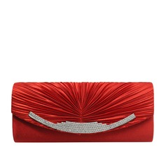 Elegant Satin/Silk Clutches/Luxury Clutches (012139106)