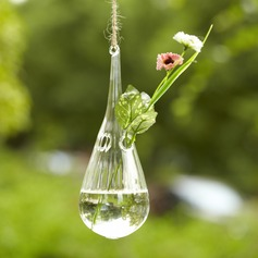 Simple Hanging Glass Vase