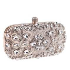 Delicate Polyester Clutches/Luxury Clutches