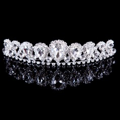 Charming Alloy/Rhinestones Ladies' Hair Jewelry