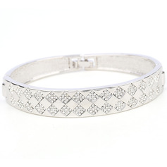 Ladies' Alloy Crystal Bracelets For Bride/For Bridesmaid